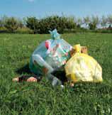 Vietato abbandonare rifiuti